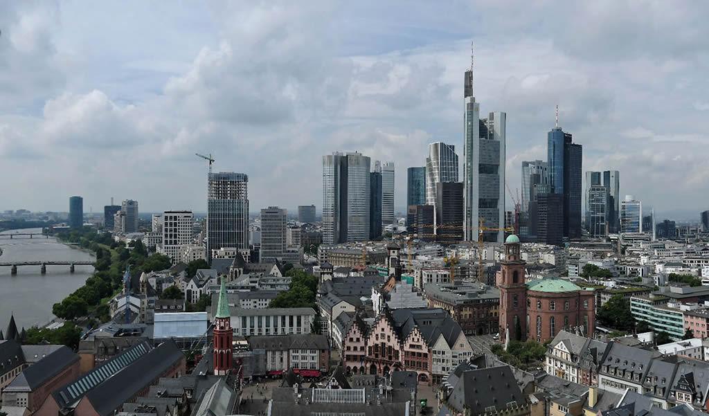 Frankfurt: Mainhattan as a film city